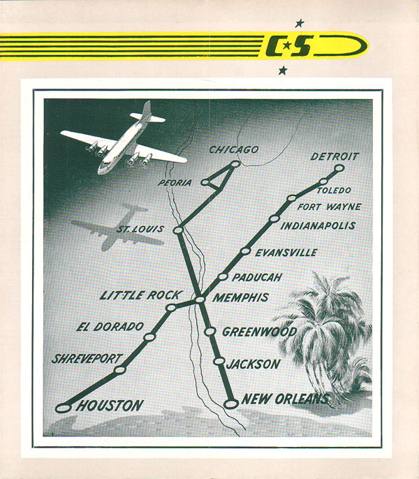 Chicago and Southern Air Lines on railroad route maps, delta airlines international maps, airline fares, shipping route maps, jetblue route maps, airline schedules, airline flights, air route maps, klm route maps, airline malaysia airbus a380, airline british airways, transportation route maps, stagecoach route maps, airline jobs, delta global route maps, tour operator route maps, expressjet route maps, flight route maps,